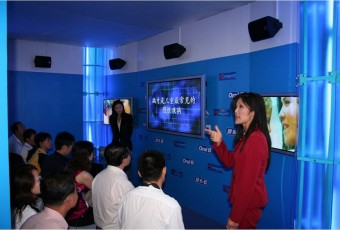 MPG has created and produced several trade show exhibits and experiences for P&G global health events worldwide.