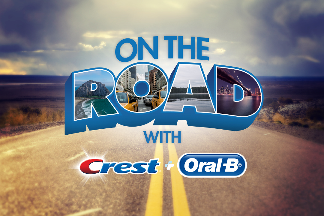 We created a series of Facebook videos for Crest + Oral-B's convention experience.